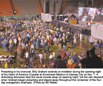 Kansas City Billy Graham Crusade