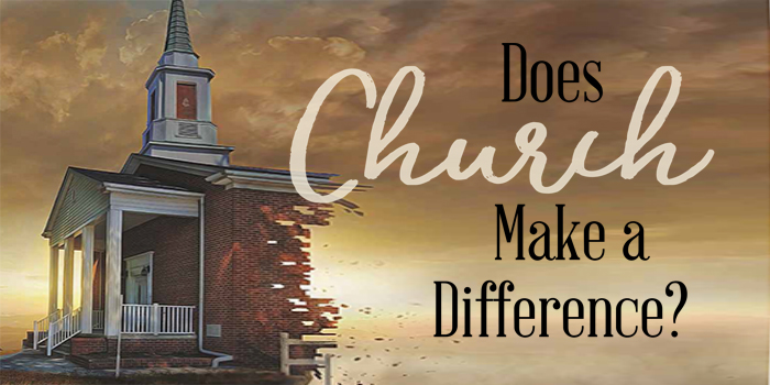 Does Church Make a Difference