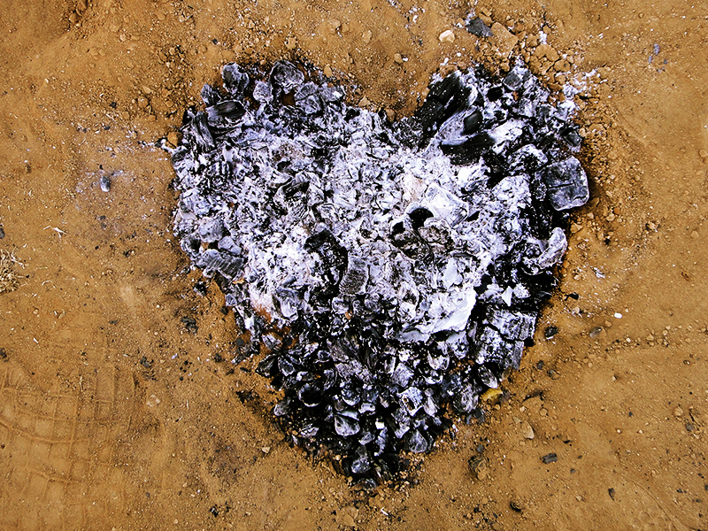 Candy and ashes: Ash Wednesday is also Valentine's Day