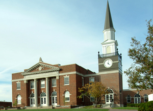 William Jewell campus