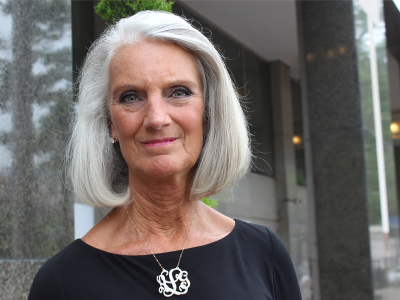 Author and speaker Anne Graham Lotz in Washington, D.C., on May 4, 2016. Religion News Service photo by Adelle M. Banks