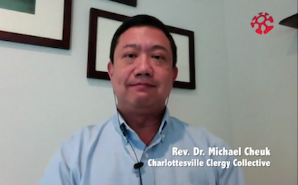 Michael Cheuk, a member of the Charlottesville Clergy Collective, said seminars and training opportunities were held for various clergy groups prior to Aug. 12.