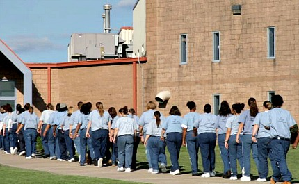 """""""The stakes for success are high because recidivism comes at great public safety and fiscal cost,"""" the Pew report said. (Photo: EthicsDaily.com)"""