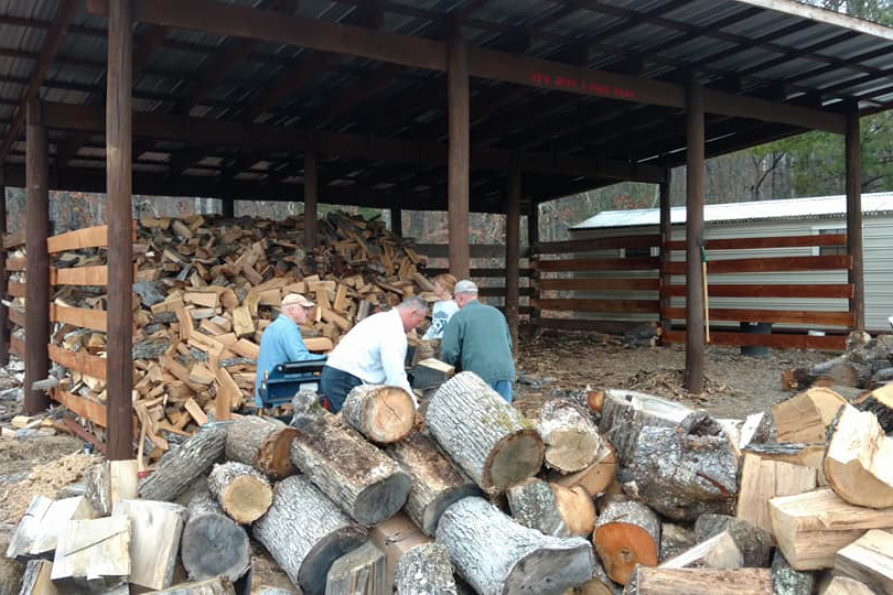 BP Firewood ministry