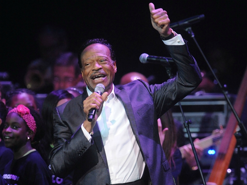 Edwin Hawkins attend the Apollo Theater Spring Gala and 80th Anniversary Celebration at the Apollo Theater on Monday, June, 10, 2014 in New York City. (Photo: Brad Barket]/Invision for /AP Images)
