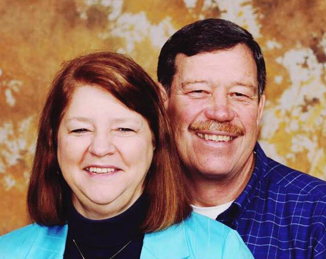 Becky and Jim Powell WBCC