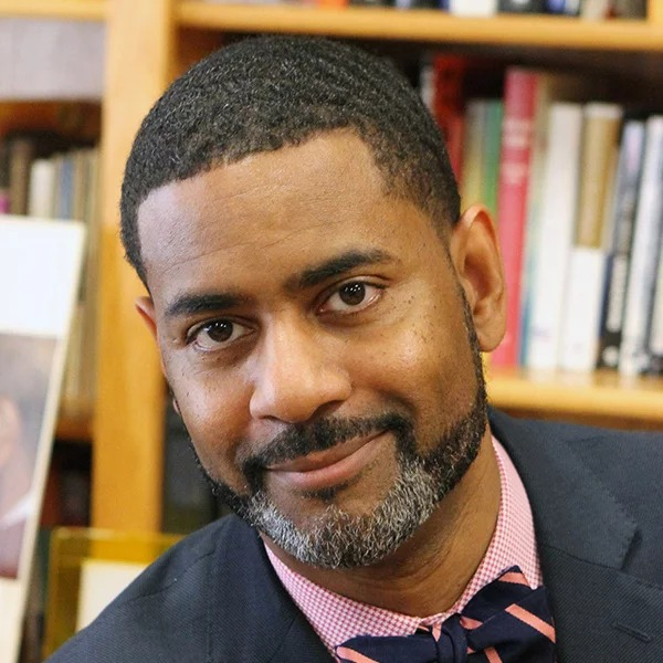 Otis Moss III is the senior pastor of Trinity United Church of Christ in Chicago. Photo courtesy of Otis Moss III