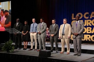 CBF commissioned eight new church starters with vibrant and diverse congregations