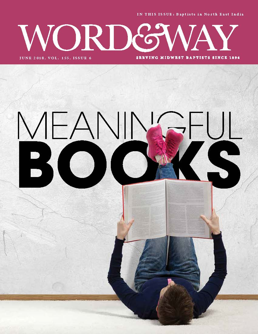 June 2018 Word&Way cover