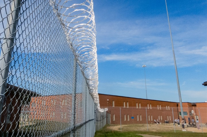 Inmates at Nash Correctional Institution in Nashville, N.C., are able to pursue a bachelor's degree in pastoral ministry. RNS photo by Sam Morris