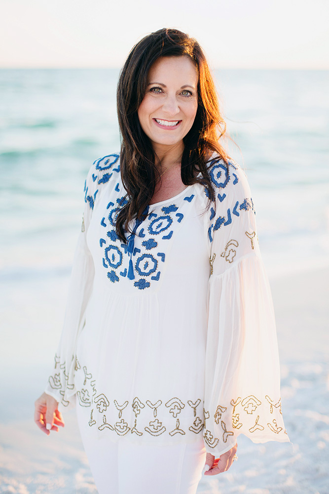 Author Lysa TerKeurst. Image courtesy of Thomas Nelson