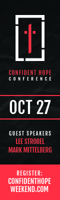 Confident Hope Conference featuring Lee Strobel - Pleasant Valley Baptist Church