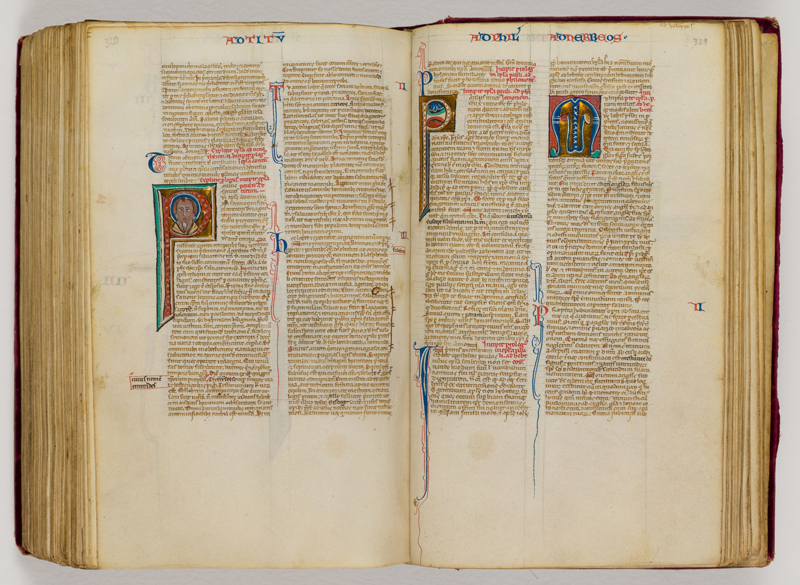 Fortunatianus manuscript: now available online; by permission of Cologne Cathedral Library. Author provided