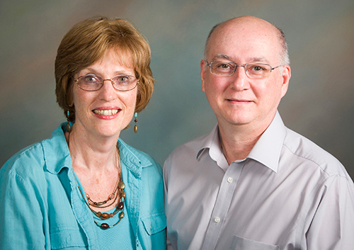 International Mission Board missionaries Kathy and Randy Arnett, who served as theological education strategists for Africa, died March 14 from injuries sustained in a single-vehicle accident in the Democratic Republic of the Congo.  (IMB Photo)