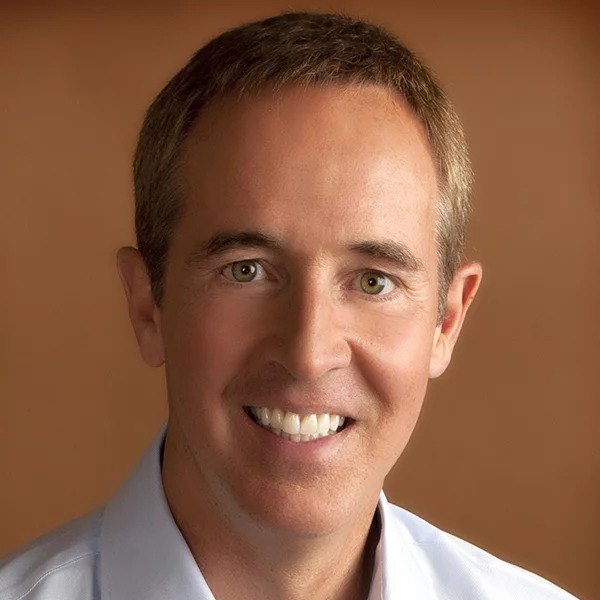 Andy Stanley is the senior pastor of an Atlanta suburban megachurch with six locations. Photo courtesy of Andy Stanley