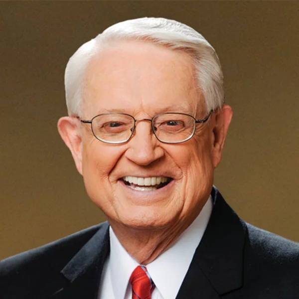 Charles Swindoll is the senior pastor at Stonebriar Community Church in Frisco, Texas. Photo courtesy of Stonebriar Community Church