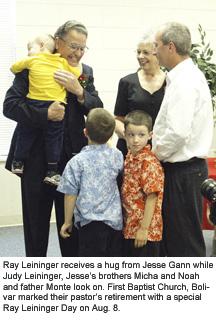 Ray Leininger