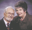 Betty and Bob Cox
