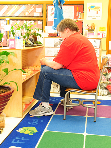 Many congregations partner with local schools, often providing hands-on help with upkeep. (Word & Way file photo)