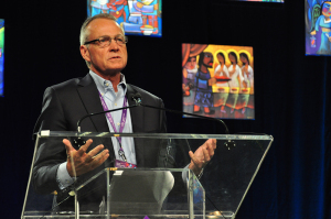Outgoing CBF Moderator Doug Dortch reflects on his year as Moderator.