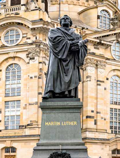Martin Luther crop