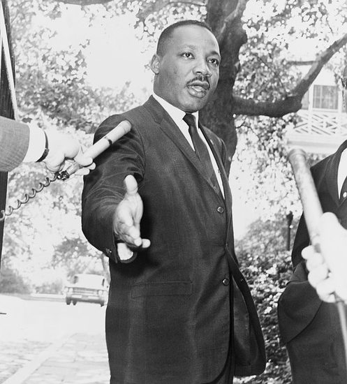 """""""Little Mike"""" became Martin Luter King Jr. after his father was moved by attending a 1934 Baptist World Alliance Meeting. Image: Pixabay"""