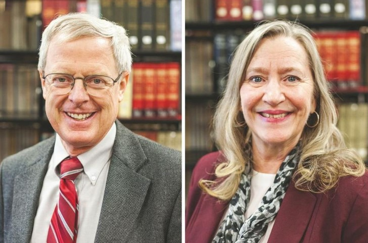 Robert and Martha Bergen will retire from Hannibal-LaGrange University at the end of this summer after a combined 60 years of service. Since joining the faculty in 1987, the couple has taught an estimated 7,500 students.