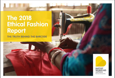The Ethical Fashion Report sheds light on what the industry and individual companies are doing to address forced labour, child labour and exploitation.