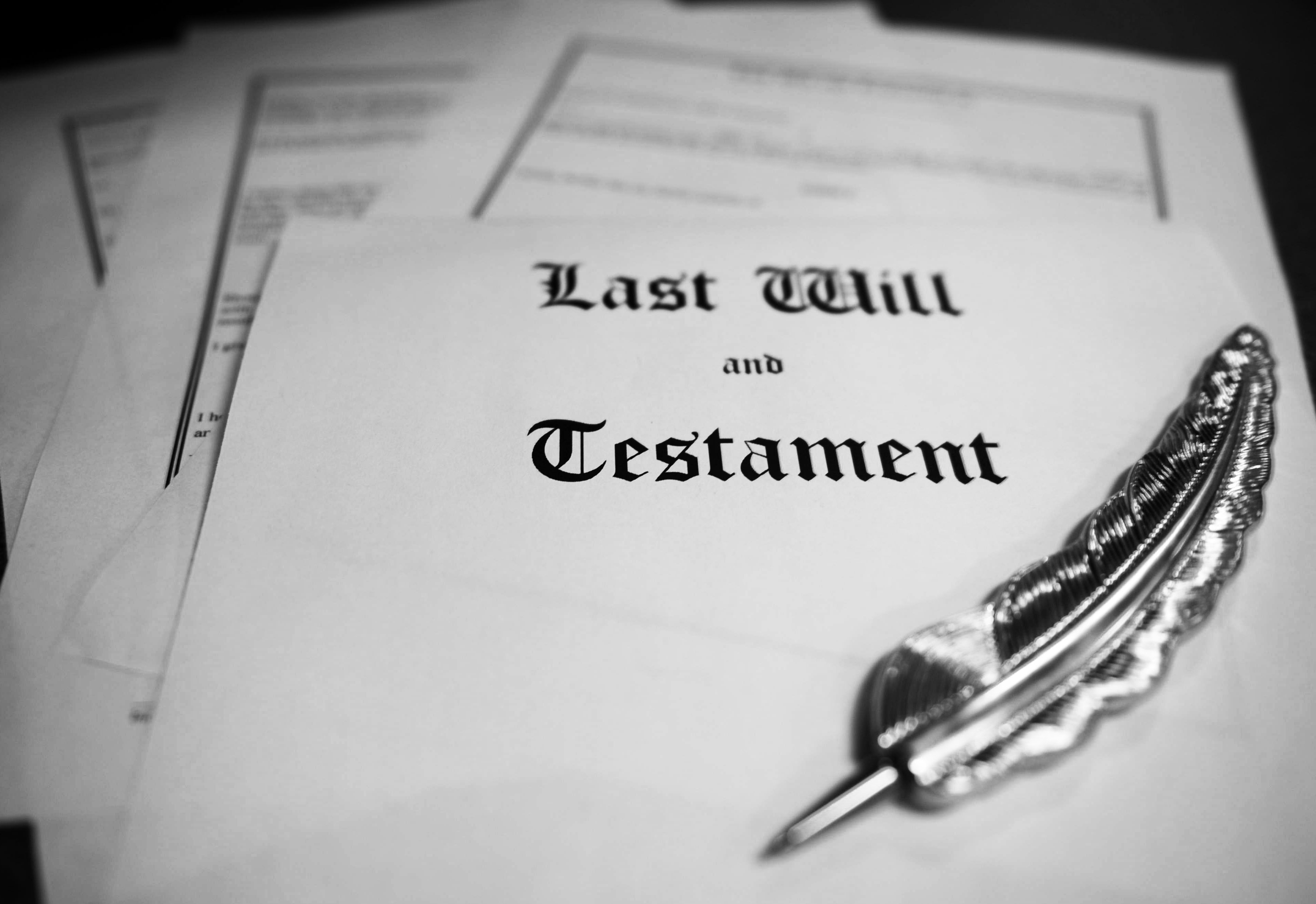 A recent survey found more than half of Southern Baptist pastors, overall, do not have a will, trust, living will, electronic will, legacy story or durable power of attorney with health care directives