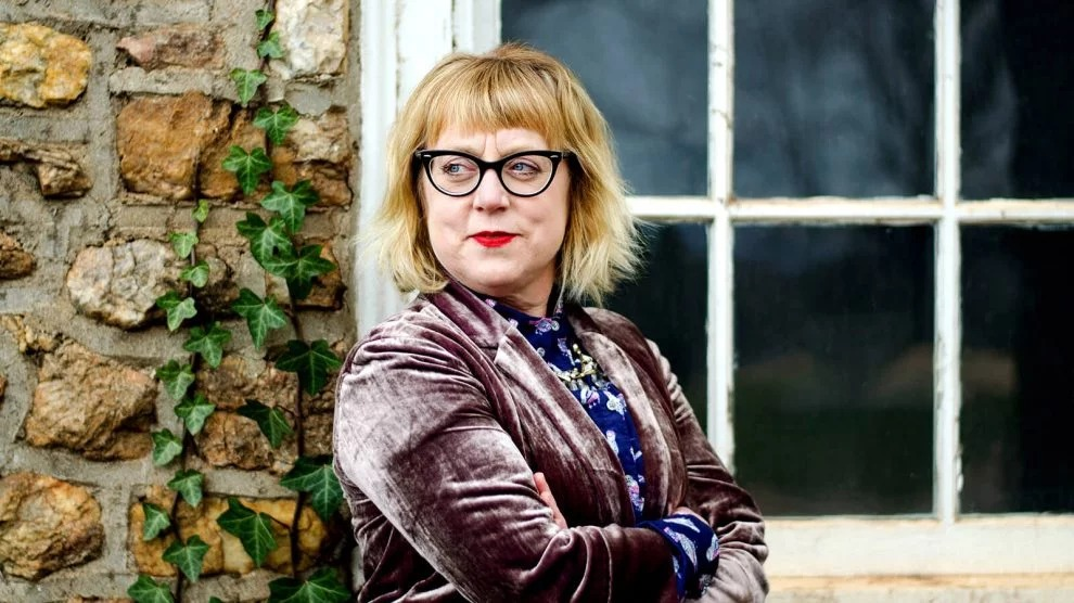 Author and educator Karen Swallow Prior. Photo by AnnaClaire Schmeidel