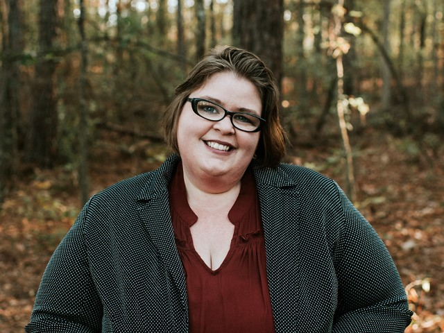 Author J. Nicole Morgan in 2017. Photo by Faryl Ann Photography