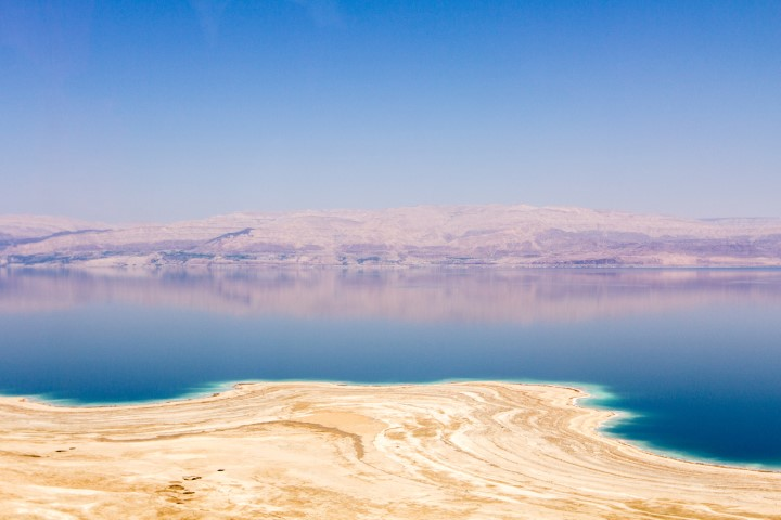 Dead Sea, Neve Zohar, Israel. Photo by Keith Chan on Unsplash