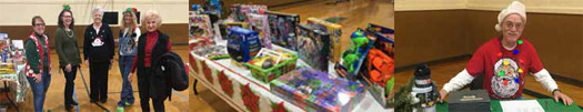"""In 2017, Holmeswood Baptist Church in Kansas City, Mo., went from an """"Adopt a Family"""" program to allowing parents to buy donated gifts for their families at greatly-reduced cost. (Pictures submitted)"""