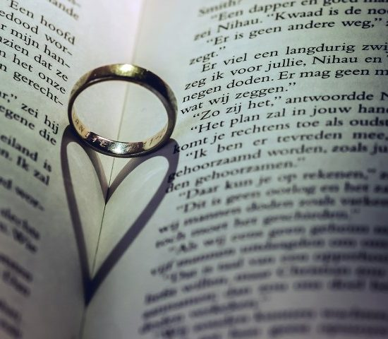 ring and Bible