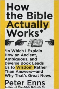 How the Bible works jacket