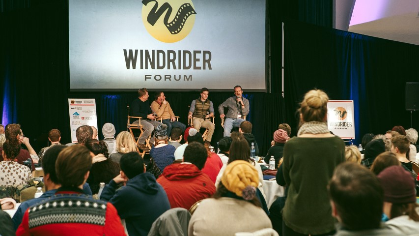 Windrider Forum panel
