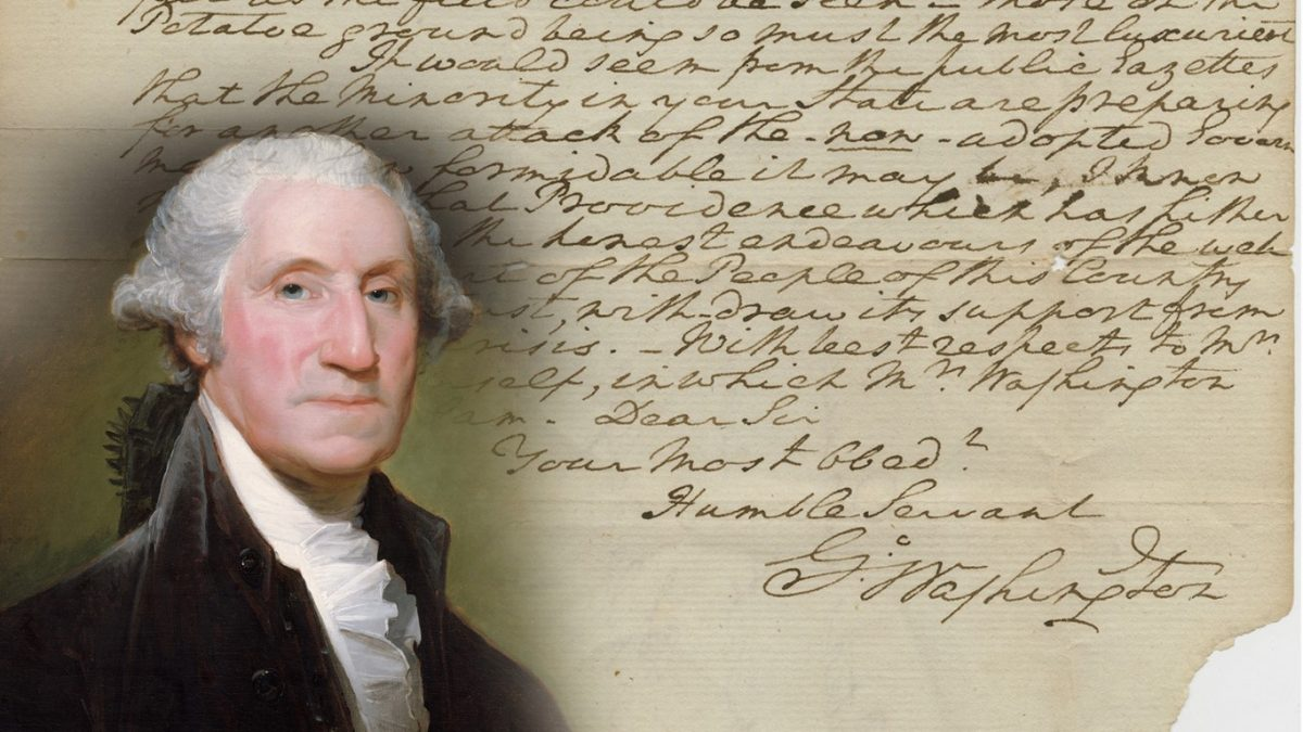 Washington letter