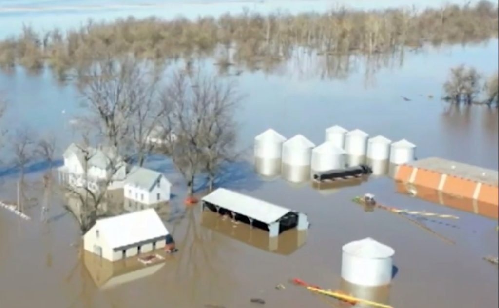 Midwest Recovery Begins as Additional Flooding Looms - Word&Way