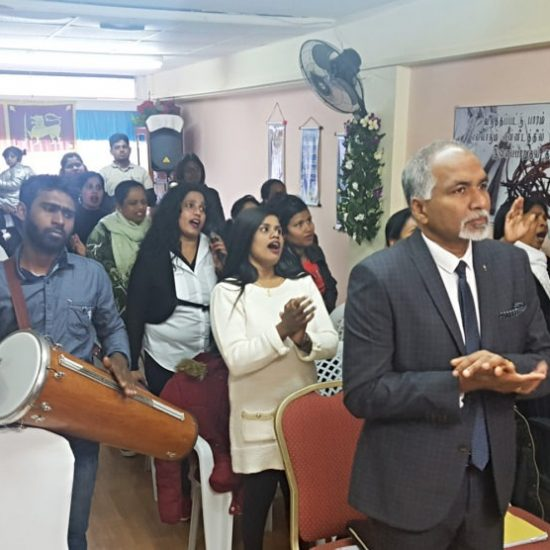 Baptist congregation in Cyprus