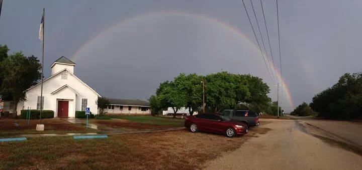 Facebook cover photo of First Baptist Church, Sutherland Springs