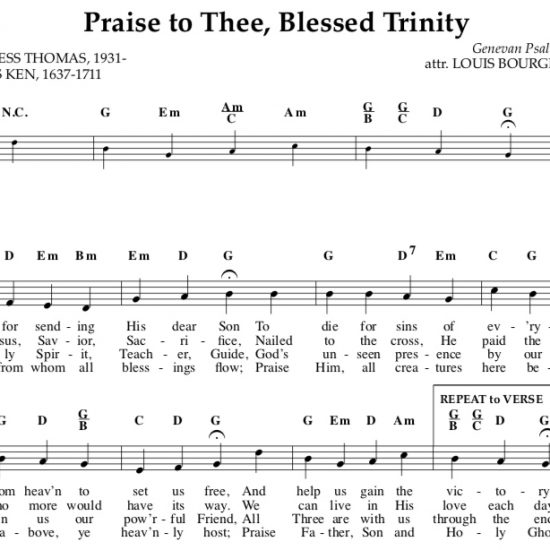 Hymn Society Tournament Reveals 'Greatest Hymn of All Time' - Word&Way