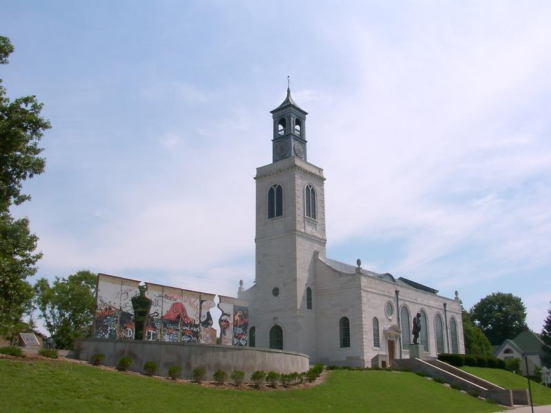 church at Westminster College