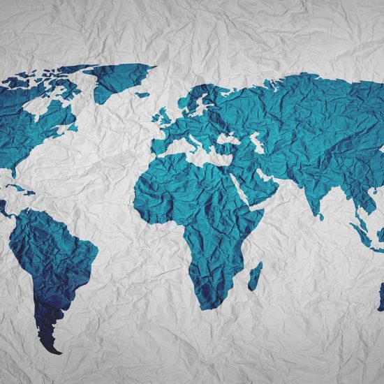 world map (Pixabay)