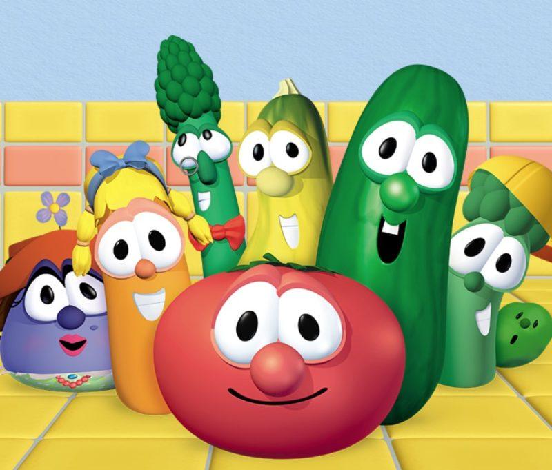 VeggieTales characters