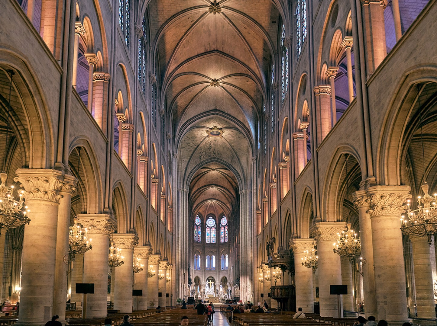 Notre Dame Cathedral A Place Of Worship History Art Word Way