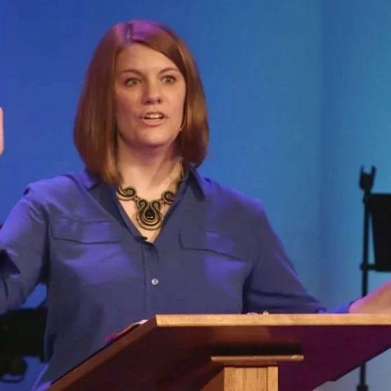 Rachel Held Evans in 2015
