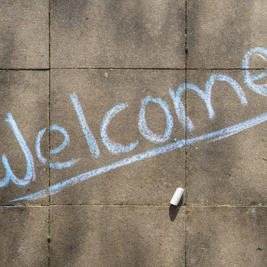 Welcome - Image by Bruno Glätsch from Pixabay