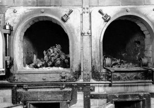 concentration camp oven