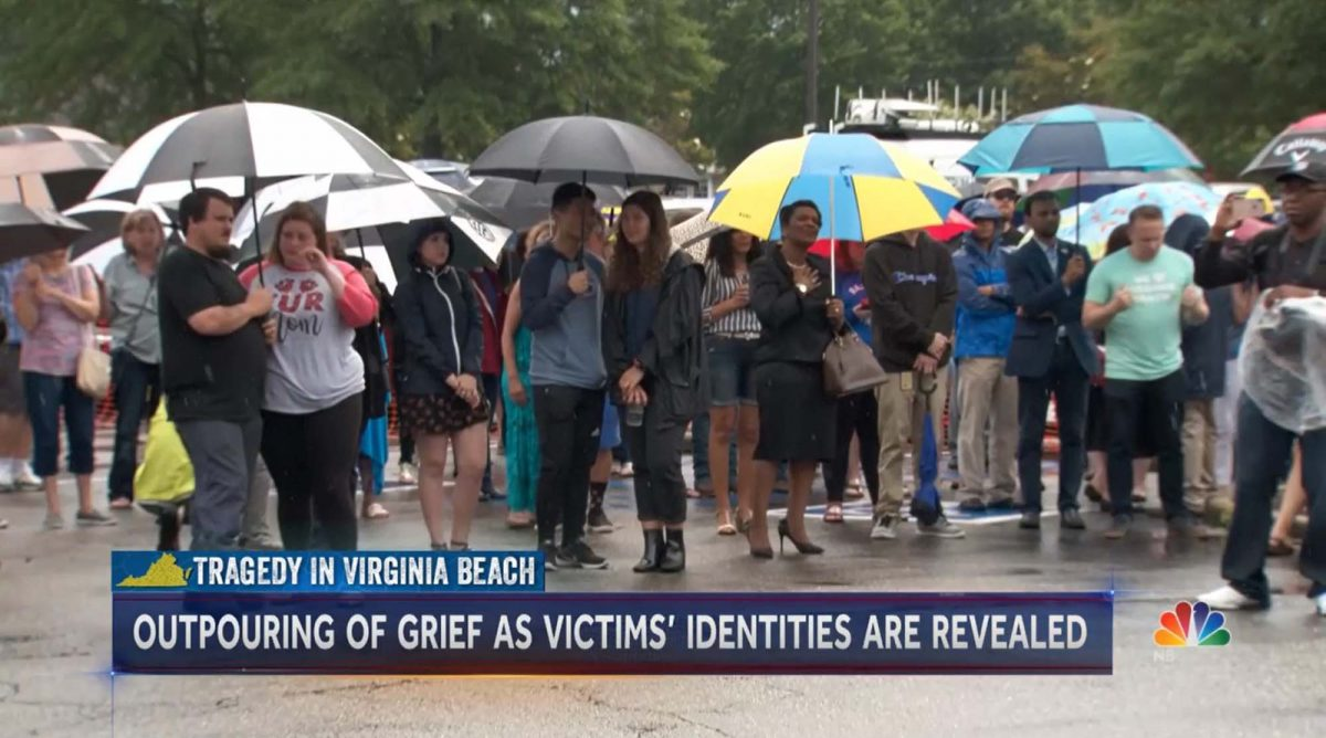 grieving for victims