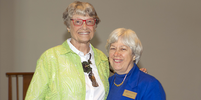 Dianne C Shumaker and Angela Lowe